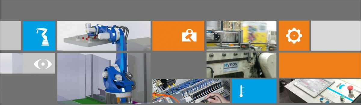 Kynos. Ingeniería de Diseño Mecánico, Automática, Regulación y Control Industrial